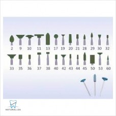 ABRASIVE GREEN STONES (HP)
