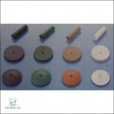 RUBBER & SILICONE WHEELS/ POINTS/ EDGE KNIFE WHEELS