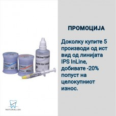 Promocija -20% x 5 IPS InLIne