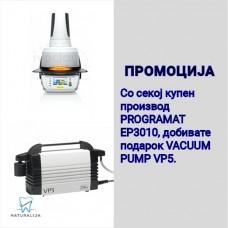 PROMOCIJA PROGRAMAT EP 3010 + VACUUM PUMP VP5