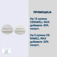 PROMOCIJA CERAMILL WAX -20% / -30% POPUST