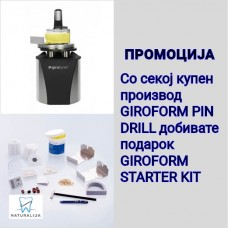 PROMOCIJA GIROFORM PIN DRILL + GIROFORM STARTER KIT