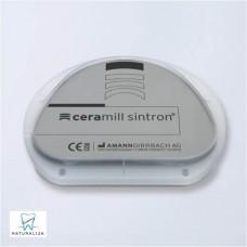CERAMILL SINTRON CoCr blanks, dental arch shape